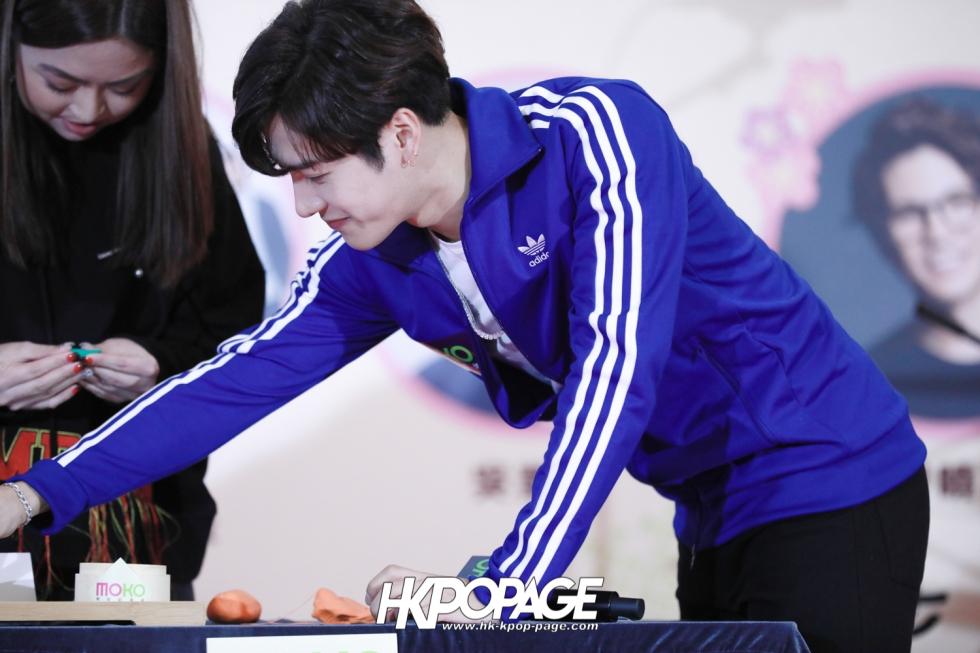 [HK.KPOP.PAGE] 180215_Jackson Wang MOKO Countdown Event_14