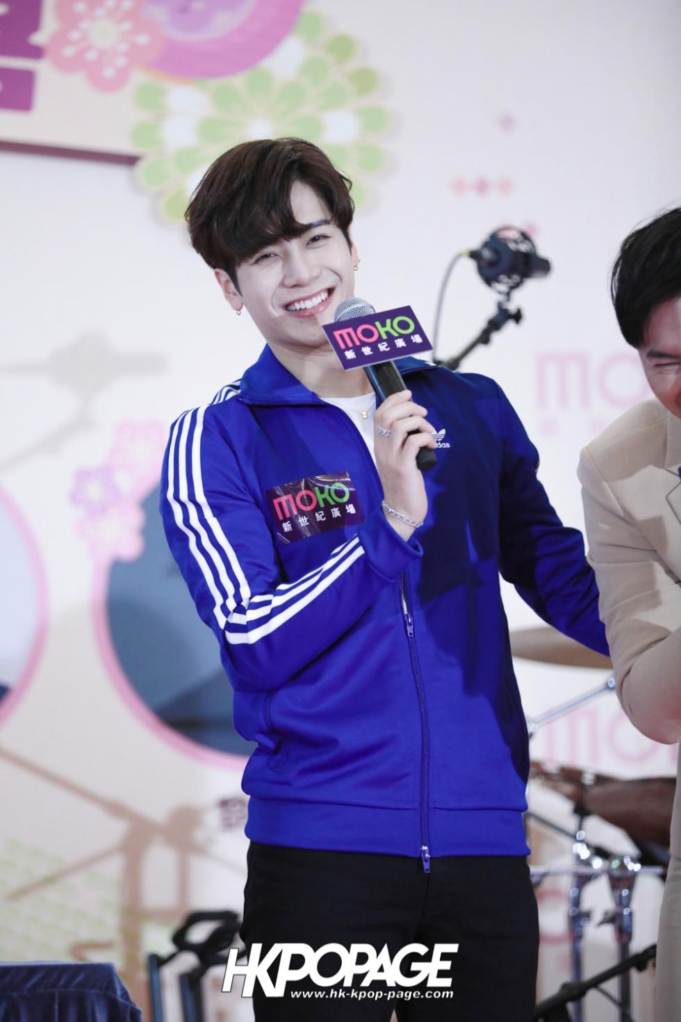 [HK.KPOP.PAGE] 180215_Jackson Wang MOKO Countdown Event_15