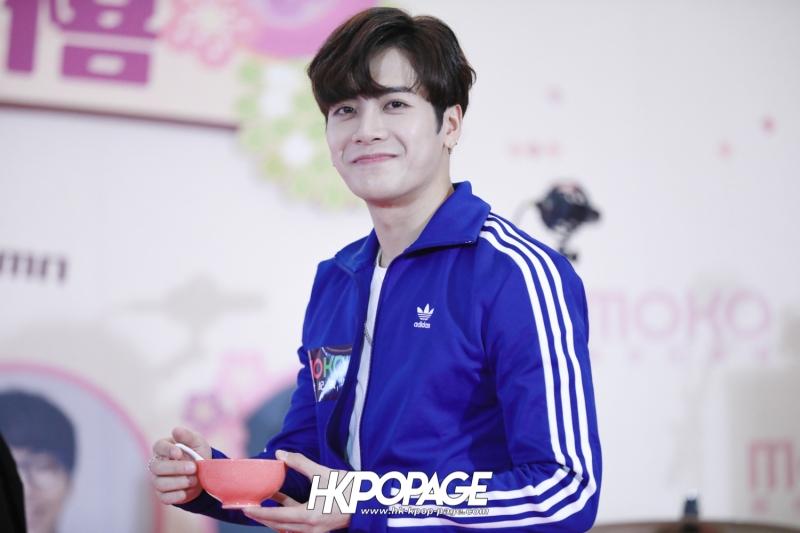 [HK.KPOP.PAGE] 180215_Jackson Wang MOKO Countdown Event_16