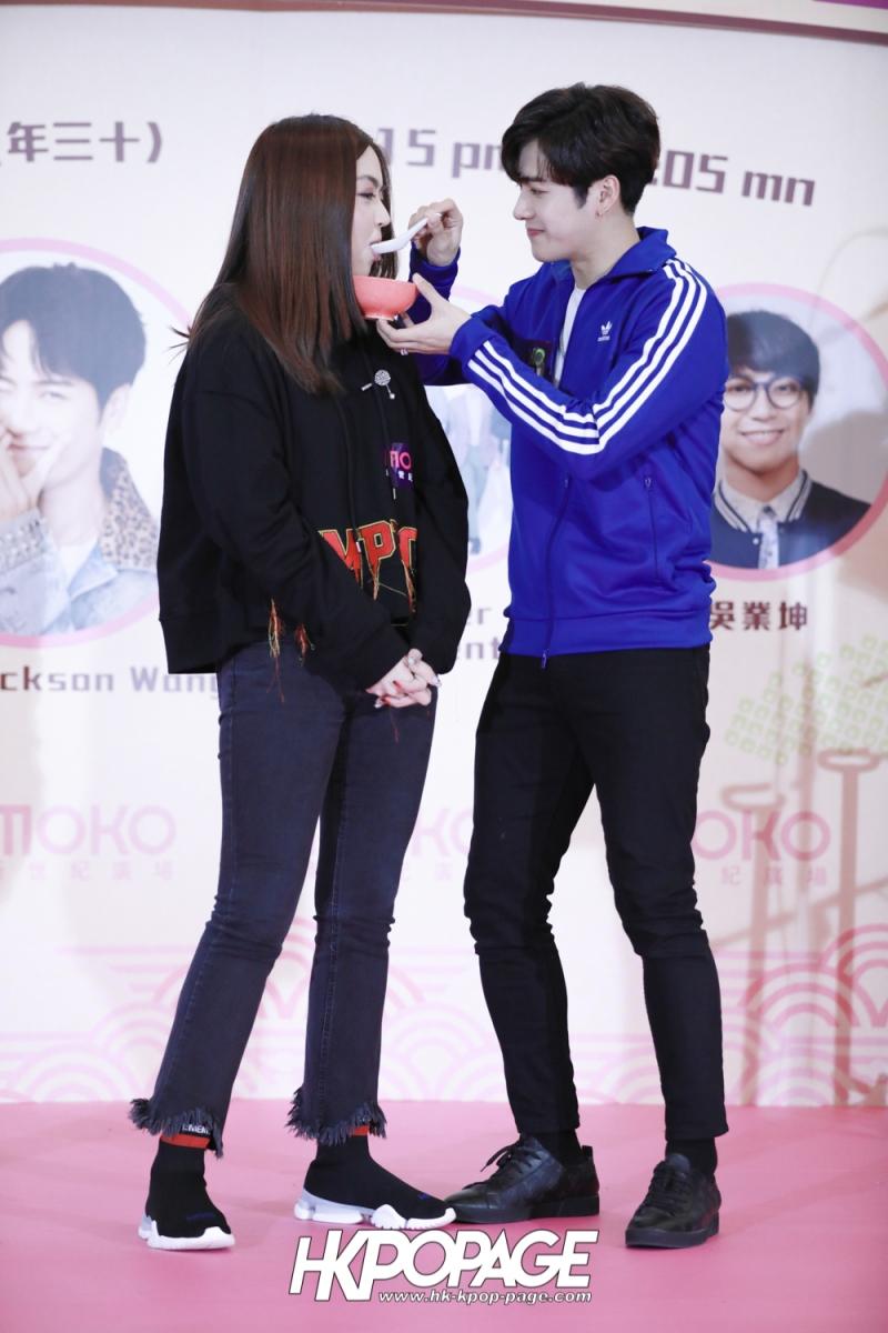 [HK.KPOP.PAGE] 180215_Jackson Wang MOKO Countdown Event_22