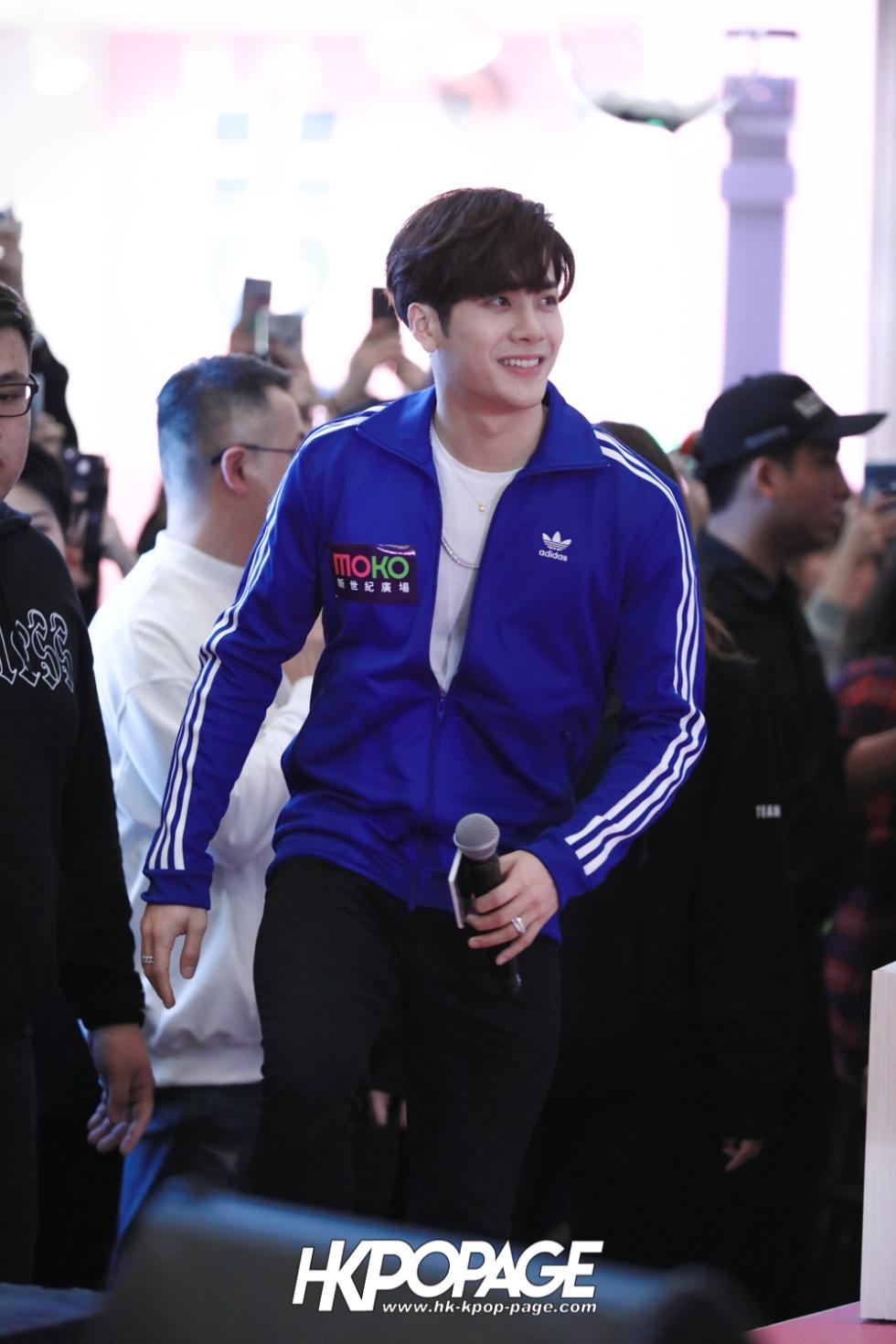 [HK.KPOP.PAGE] 180215_Jackson Wang MOKO Countdown Event_25
