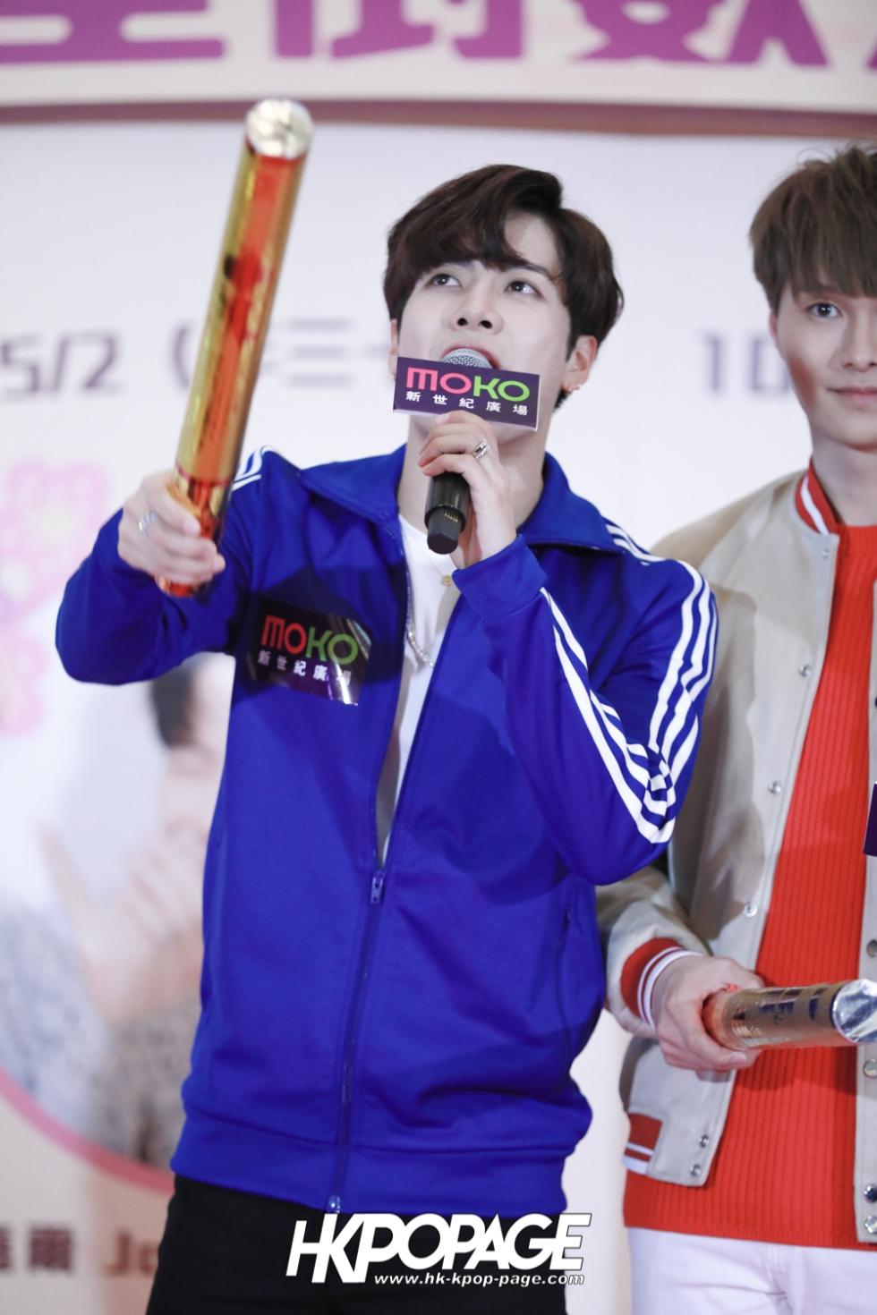[HK.KPOP.PAGE] 180215_Jackson Wang MOKO Countdown Event_26