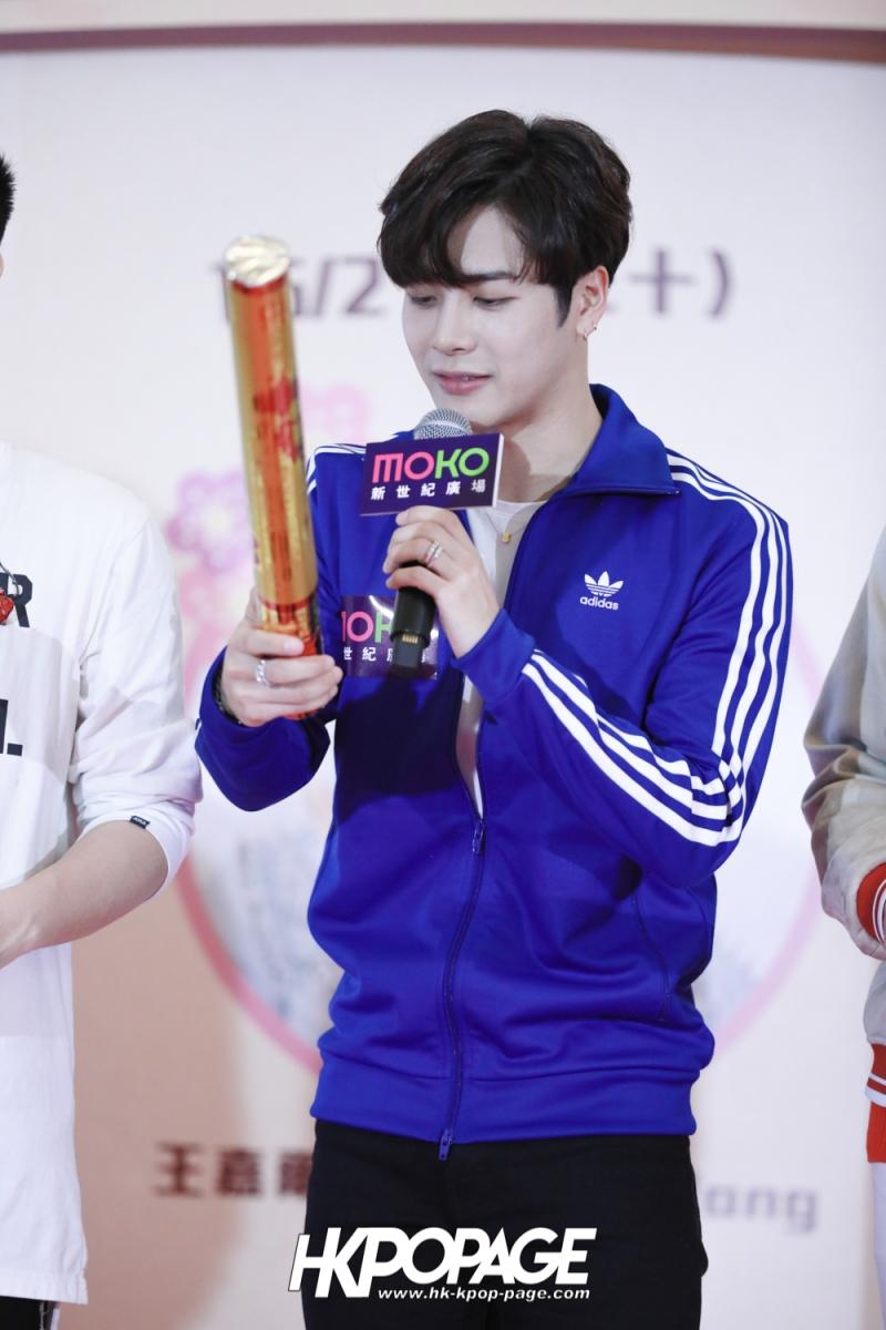 [HK.KPOP.PAGE] 180215_Jackson Wang MOKO Countdown Event_27