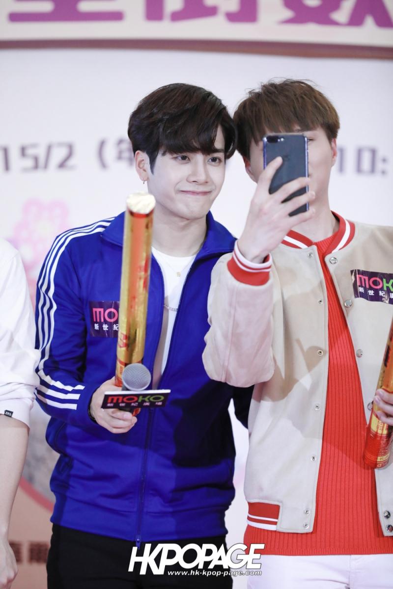 [HK.KPOP.PAGE] 180215_Jackson Wang MOKO Countdown Event_28