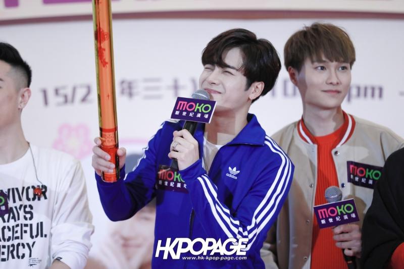 [HK.KPOP.PAGE] 180215_Jackson Wang MOKO Countdown Event_33