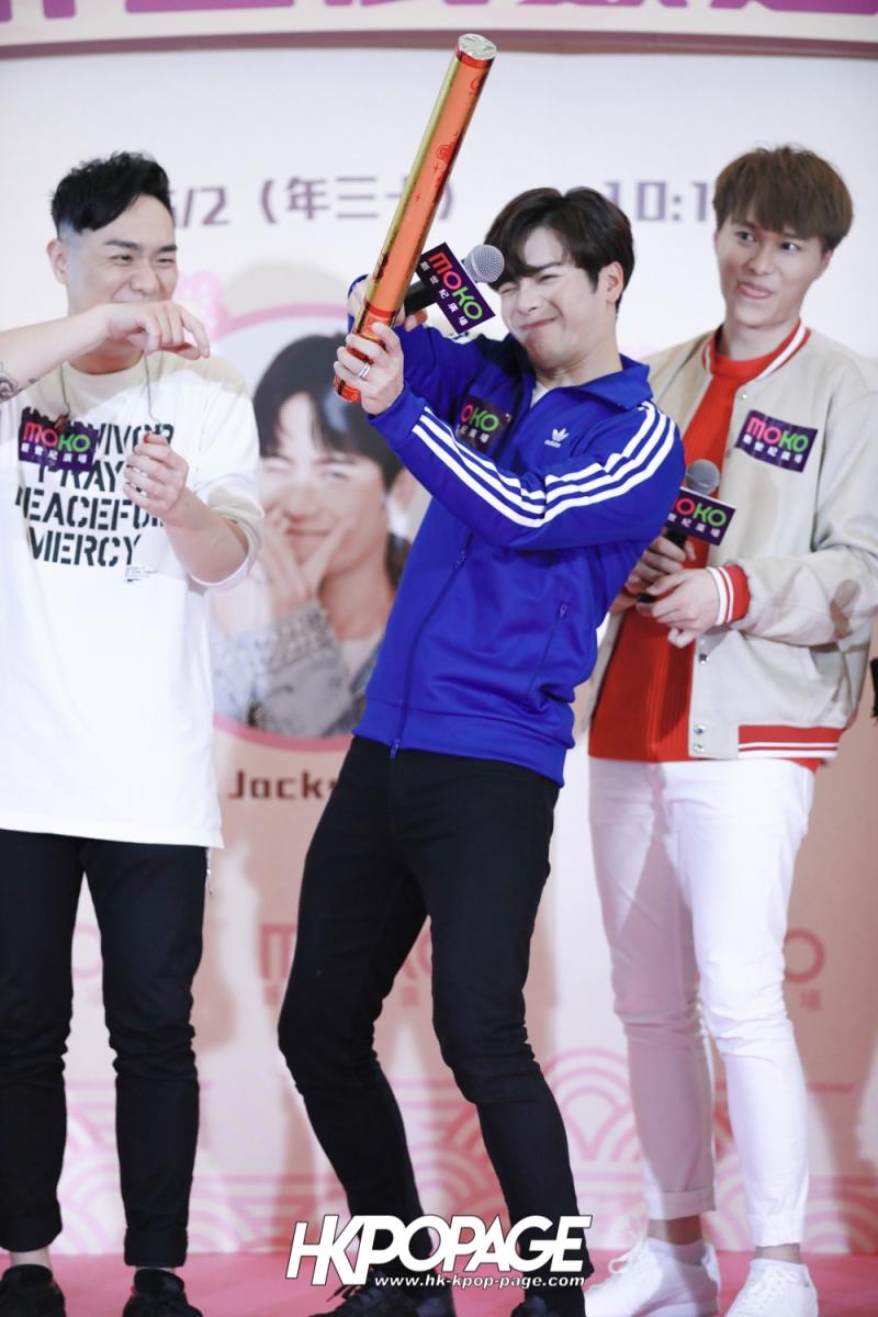 [HK.KPOP.PAGE] 180215_Jackson Wang MOKO Countdown Event_34