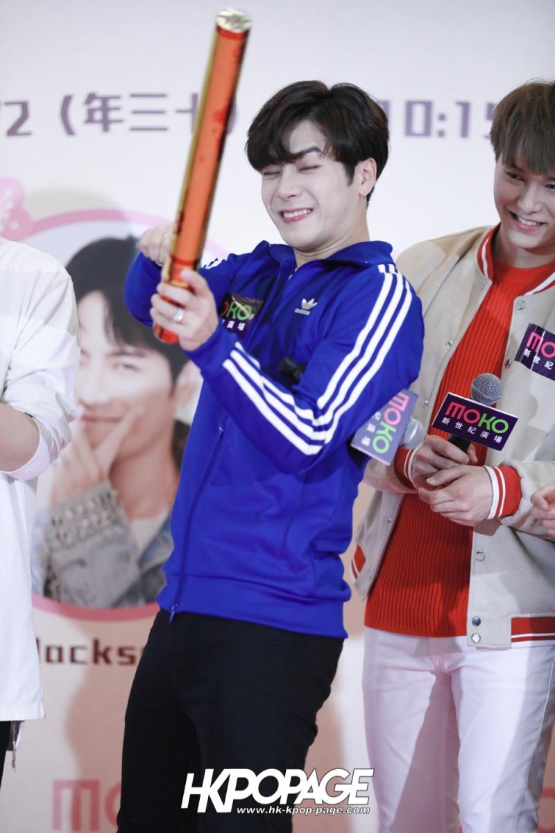 [HK.KPOP.PAGE] 180215_Jackson Wang MOKO Countdown Event_35