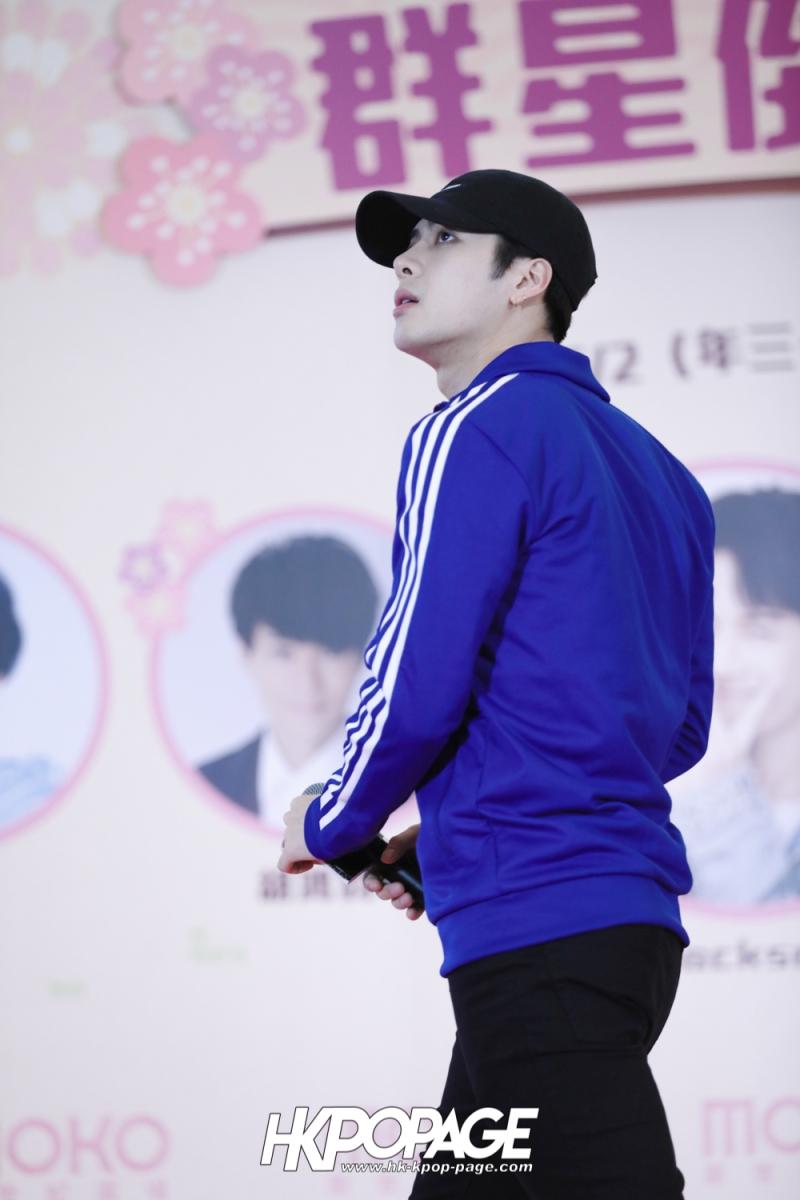 [HK.KPOP.PAGE] 180215_Jackson Wang MOKO Countdown Event_38
