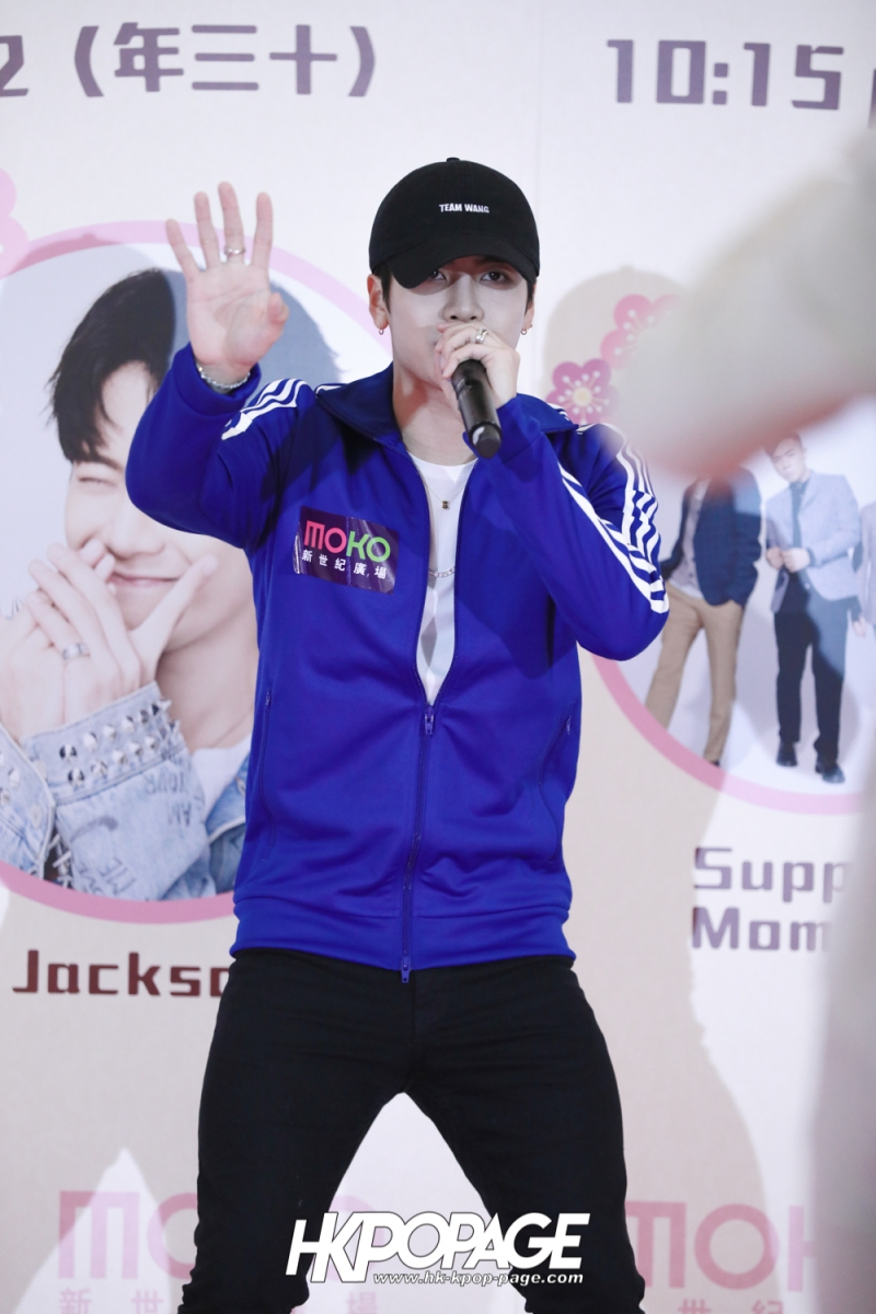 [HK.KPOP.PAGE] 180215_Jackson Wang MOKO Countdown Event_48