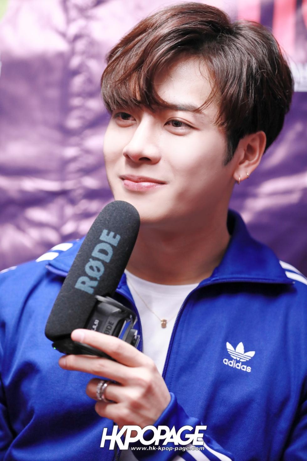 [HK.KPOP.PAGE] 180215_Jackson Wang MOKO Countdown Event_49