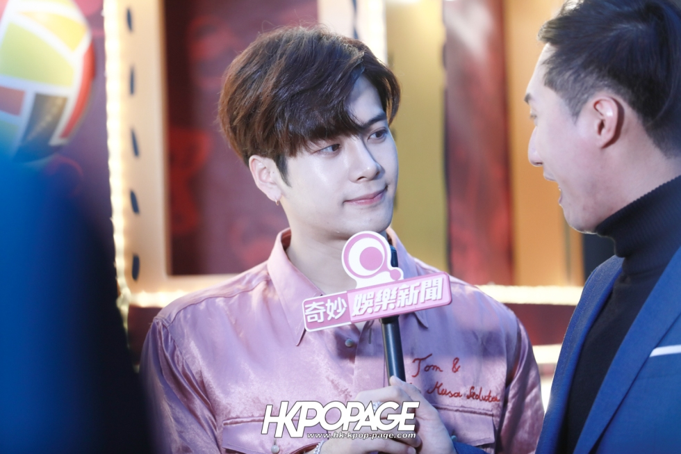 [HK.KPOP.PAGE] 180215_Jackson Wang The International Chinese New Year Night Parade _24