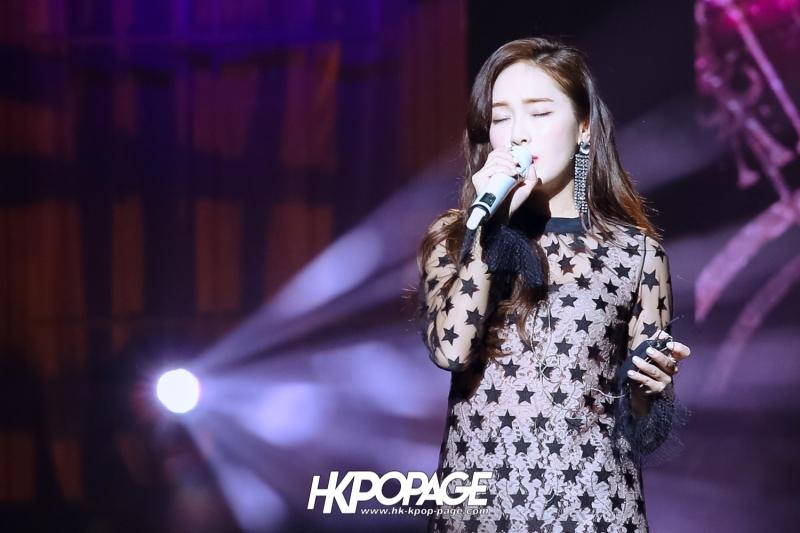 [HK.KPOP.PAGE] 180303_Jessica_On Cloud Nine Mini Concert in Macau_01