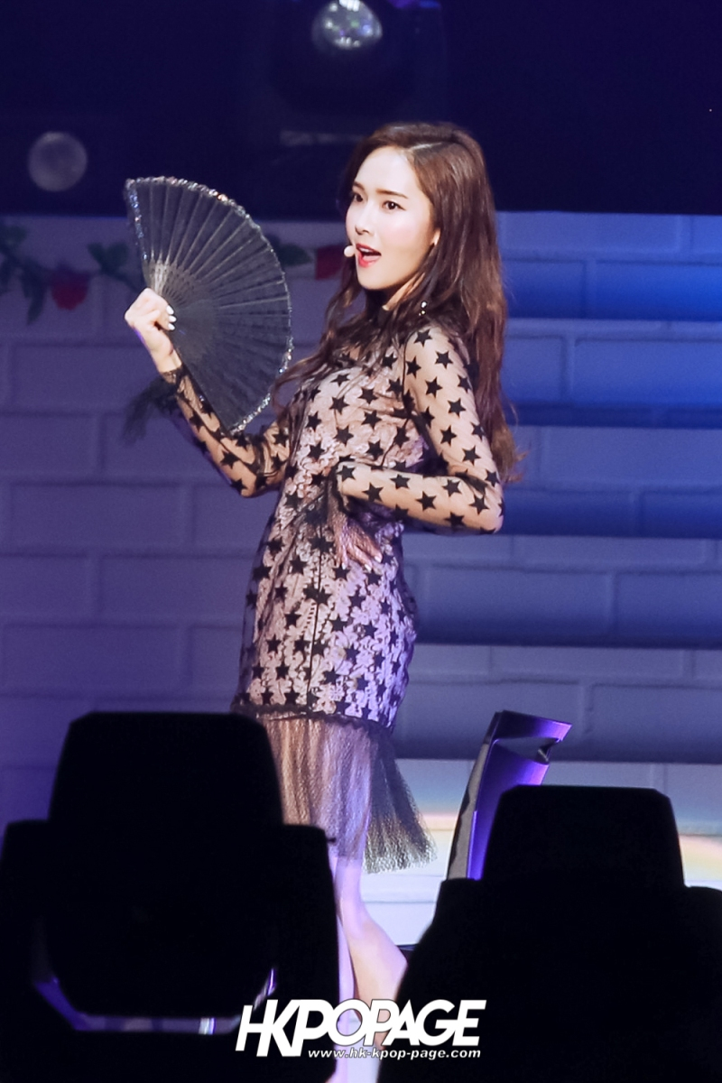 [HK.KPOP.PAGE] 180303_Jessica_On Cloud Nine Mini Concert in Macau_02