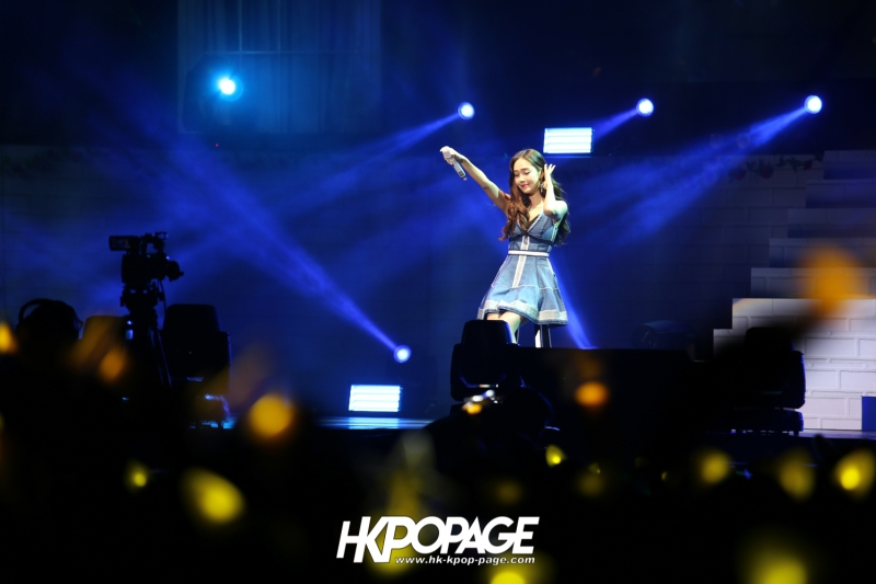 [HK.KPOP.PAGE] 180303_Jessica_On Cloud Nine Mini Concert in Macau_06