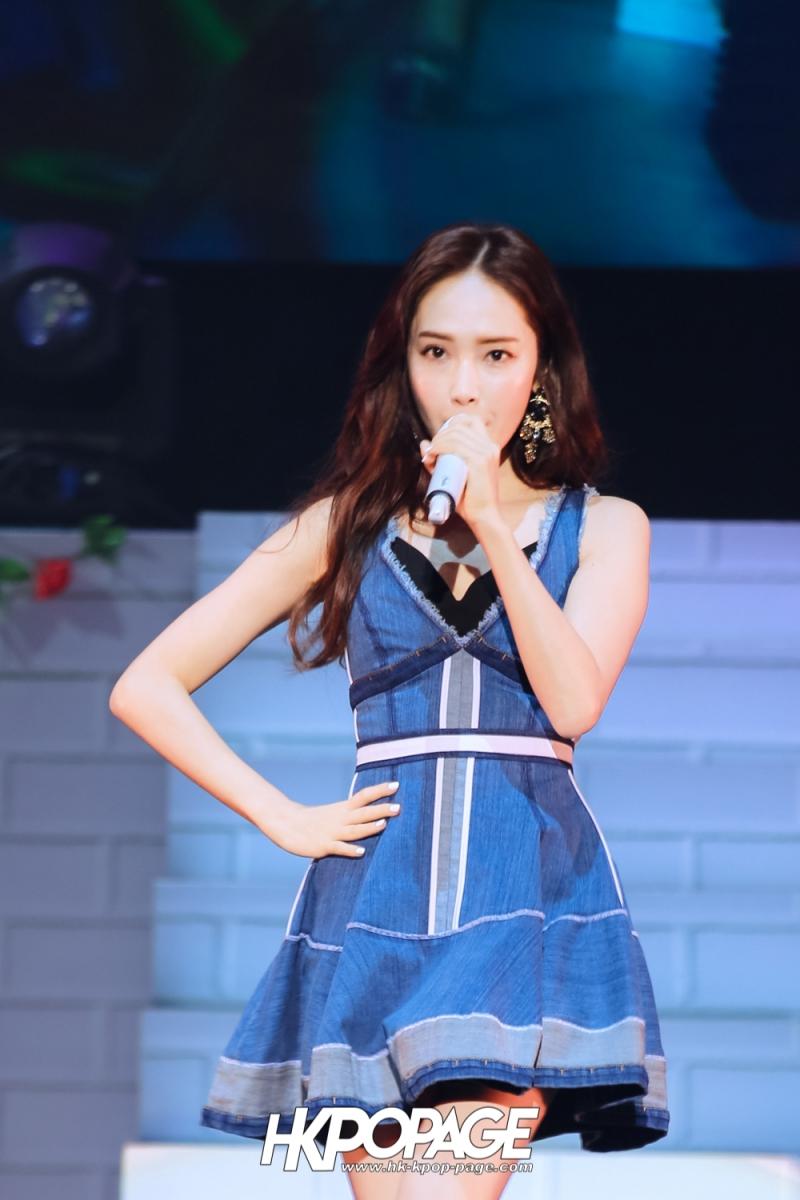 [HK.KPOP.PAGE] 180303_Jessica_On Cloud Nine Mini Concert in Macau_07