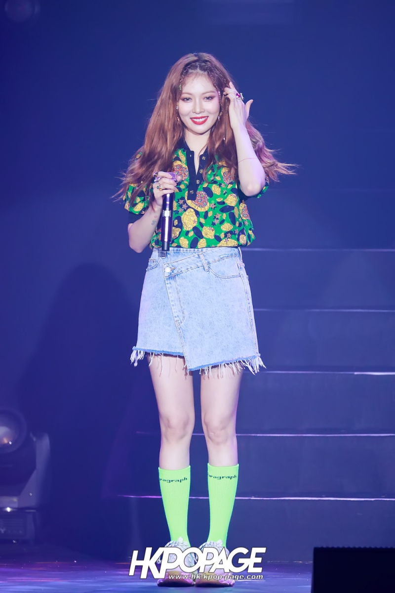 [HK.KPOP.PAGE] 180310_HyunA Music Party in Hong Kong - Lip & Hip_02
