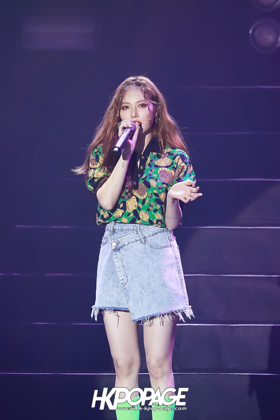 [HK.KPOP.PAGE] 180310_HyunA Music Party in Hong Kong - Lip & Hip_23