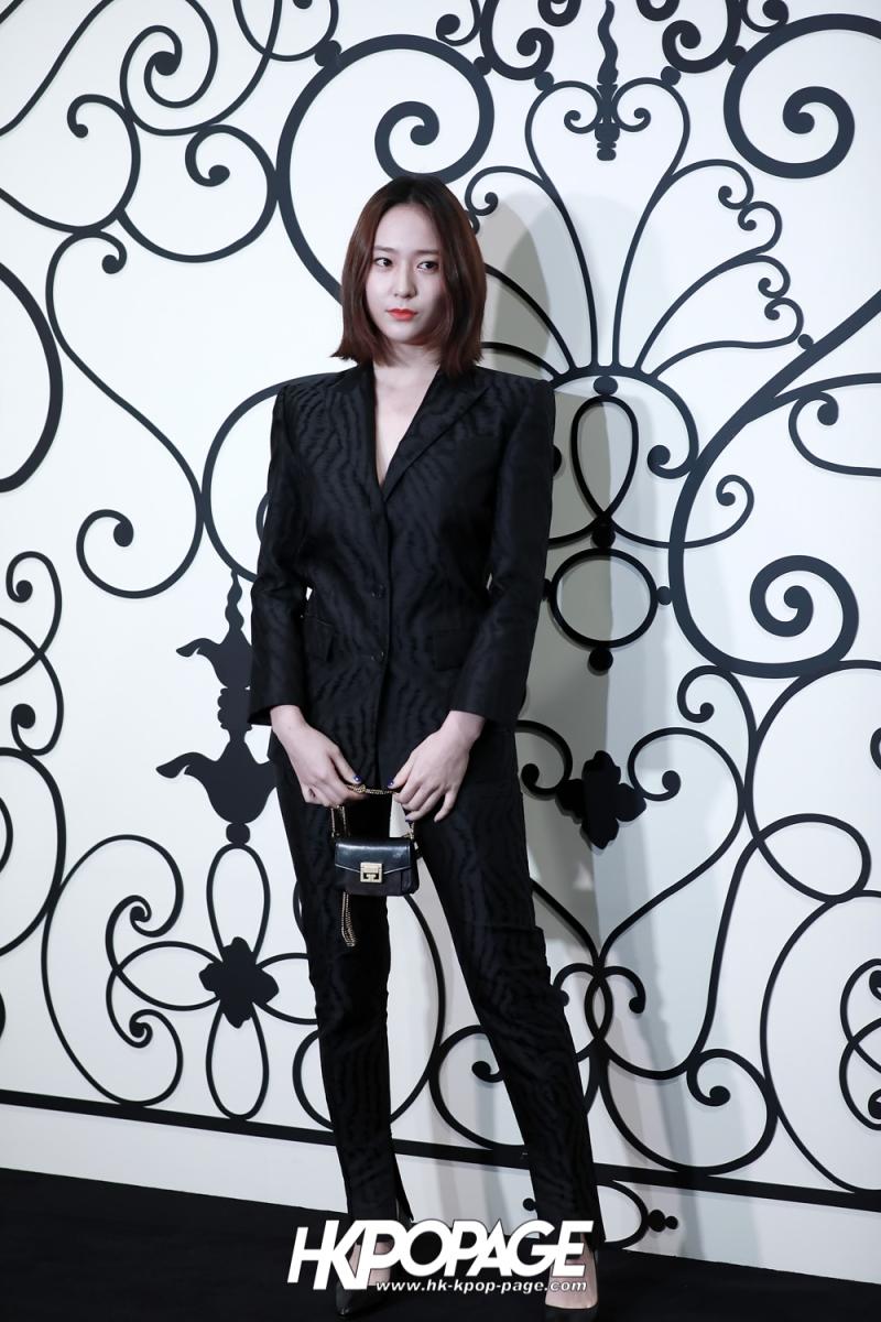 [HK.KPOP.PAGE] 180315_Krystal_Givenchy Event_02