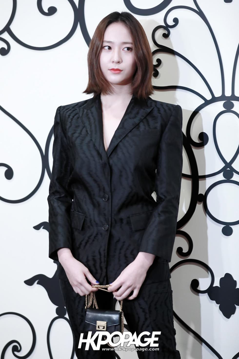 [HK.KPOP.PAGE] 180315_Krystal_Givenchy Event_04