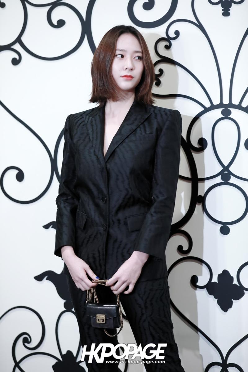 [HK.KPOP.PAGE] 180315_Krystal_Givenchy Event_05