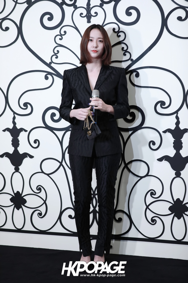 [HK.KPOP.PAGE] 180315_Krystal_Givenchy Event_06