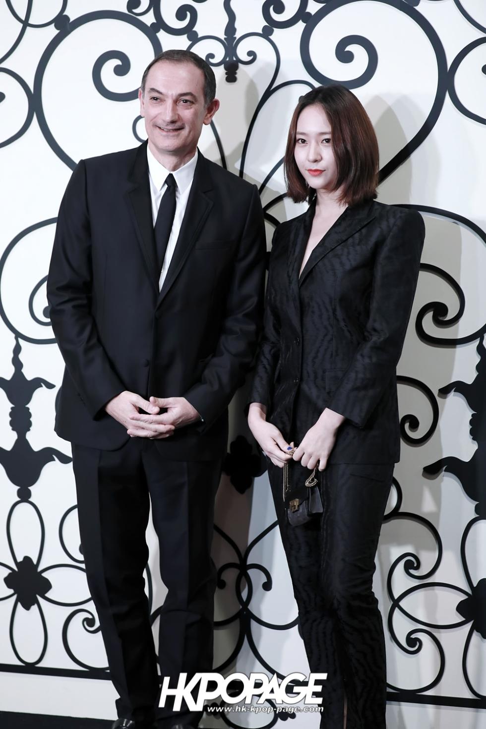 [HK.KPOP.PAGE] 180315_Krystal_Givenchy Event_09