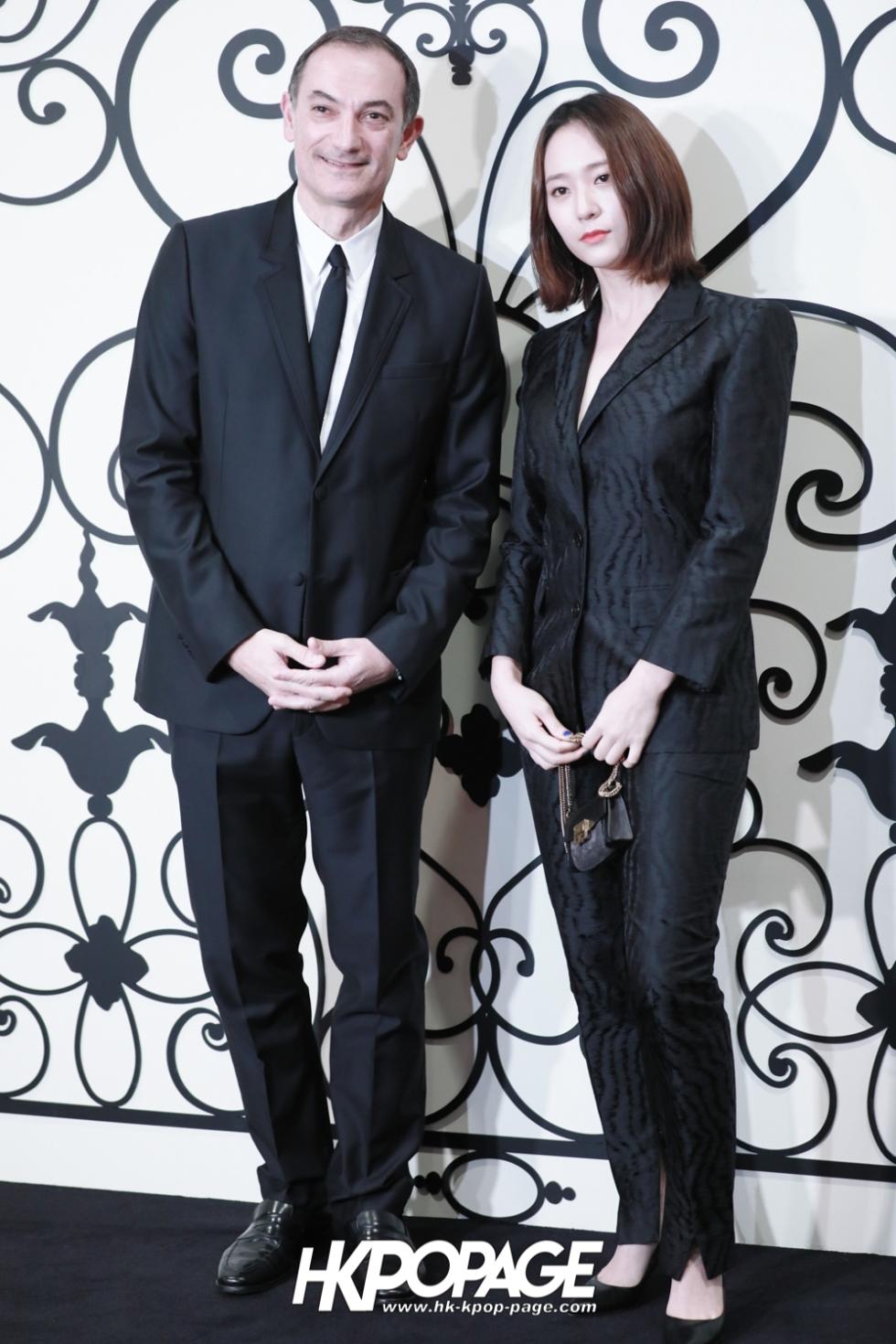 [HK.KPOP.PAGE] 180315_Krystal_Givenchy Event_10