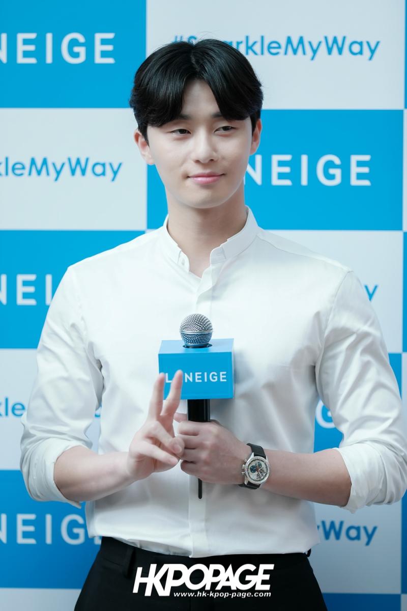 [HK.KPOP.PAGE] 180319_Park Seo Joon_LANEIGE Sparkling Café_01