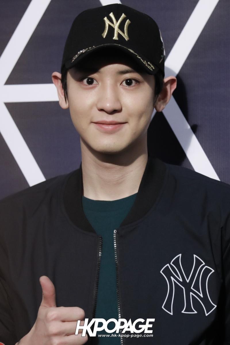 [HK.KPOP.PAGE] 180323_EXO_Chanyeol Kai Sehun_MLB Event_06