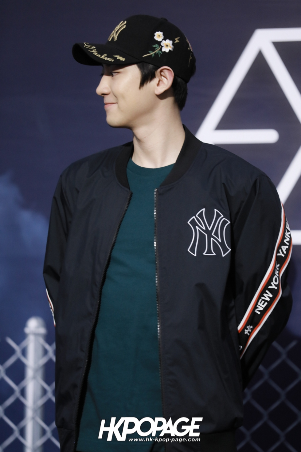 [HK.KPOP.PAGE] 180323_EXO_Chanyeol Kai Sehun_MLB Event_07