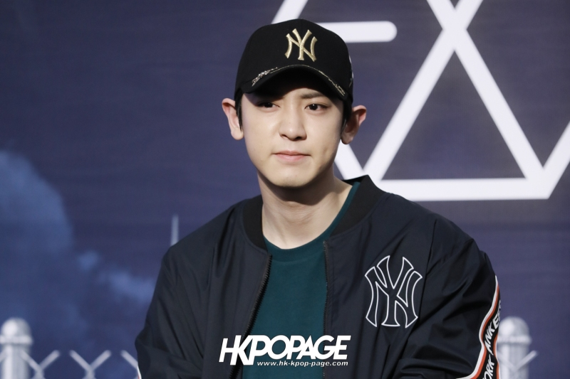 [HK.KPOP.PAGE] 180323_EXO_Chanyeol Kai Sehun_MLB Event_12