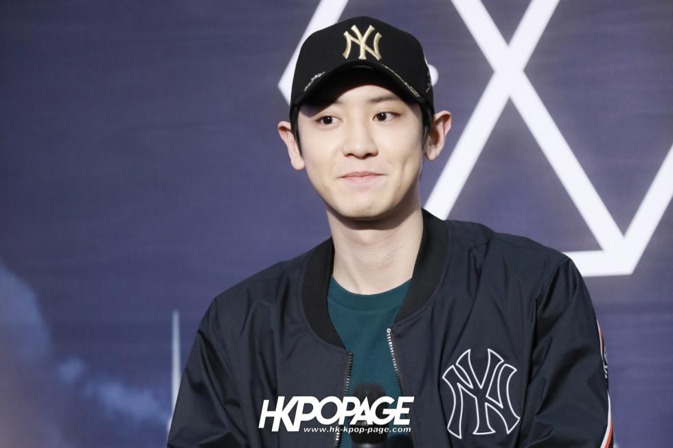[HK.KPOP.PAGE] 180323_EXO_Chanyeol Kai Sehun_MLB Event_14