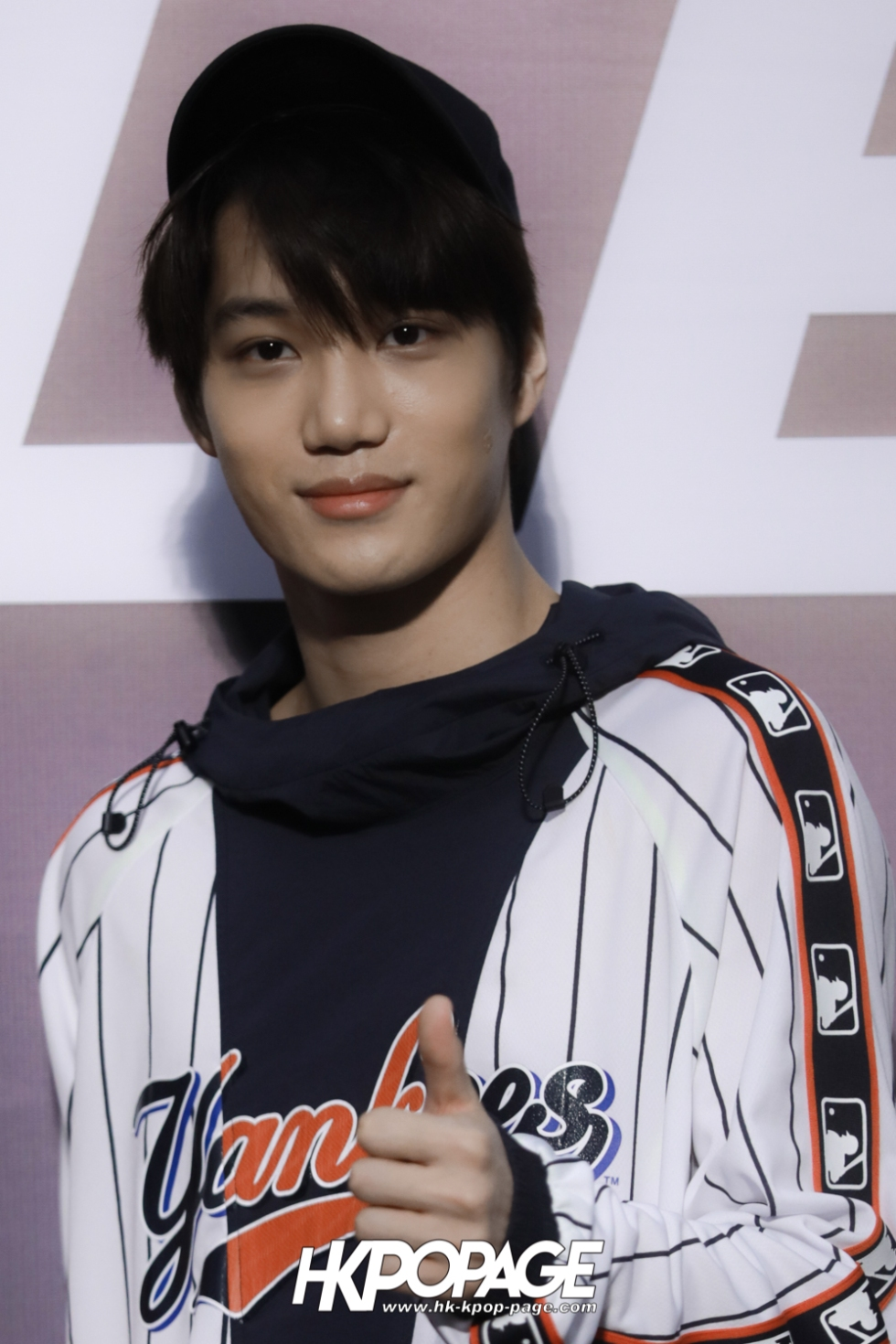 [HK.KPOP.PAGE] 180323_EXO_Chanyeol Kai Sehun_MLB Event_30