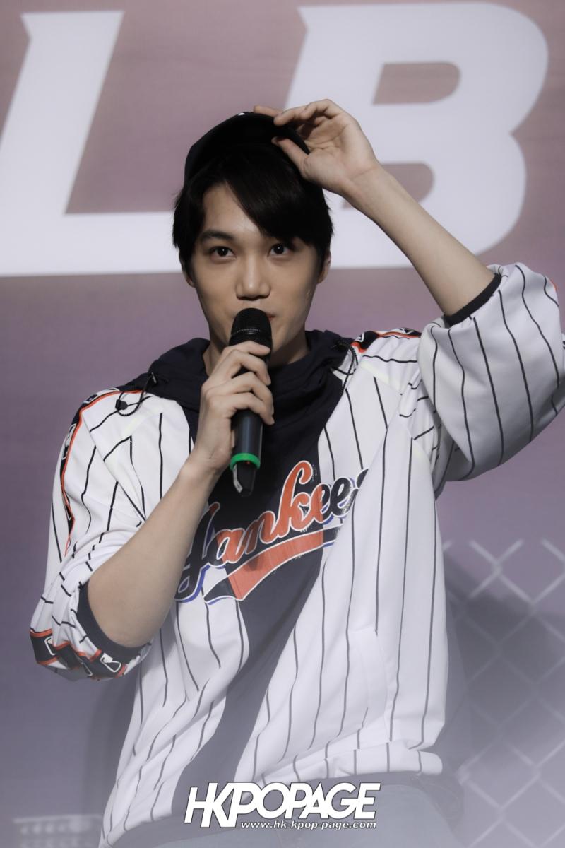 [HK.KPOP.PAGE] 180323_EXO_Chanyeol Kai Sehun_MLB Event_39