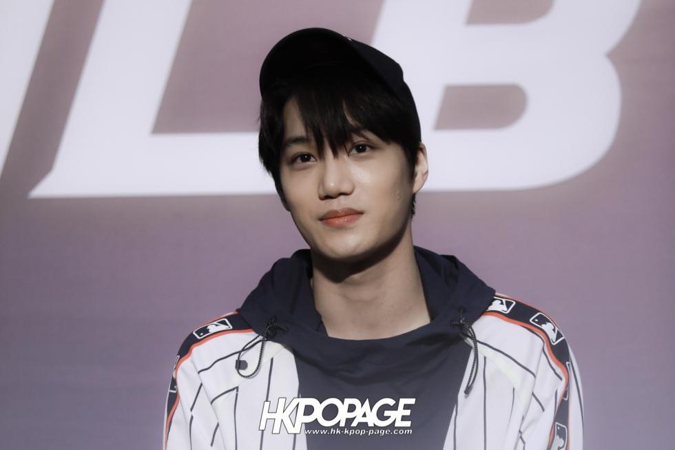 [HK.KPOP.PAGE] 180323_EXO_Chanyeol Kai Sehun_MLB Event_42
