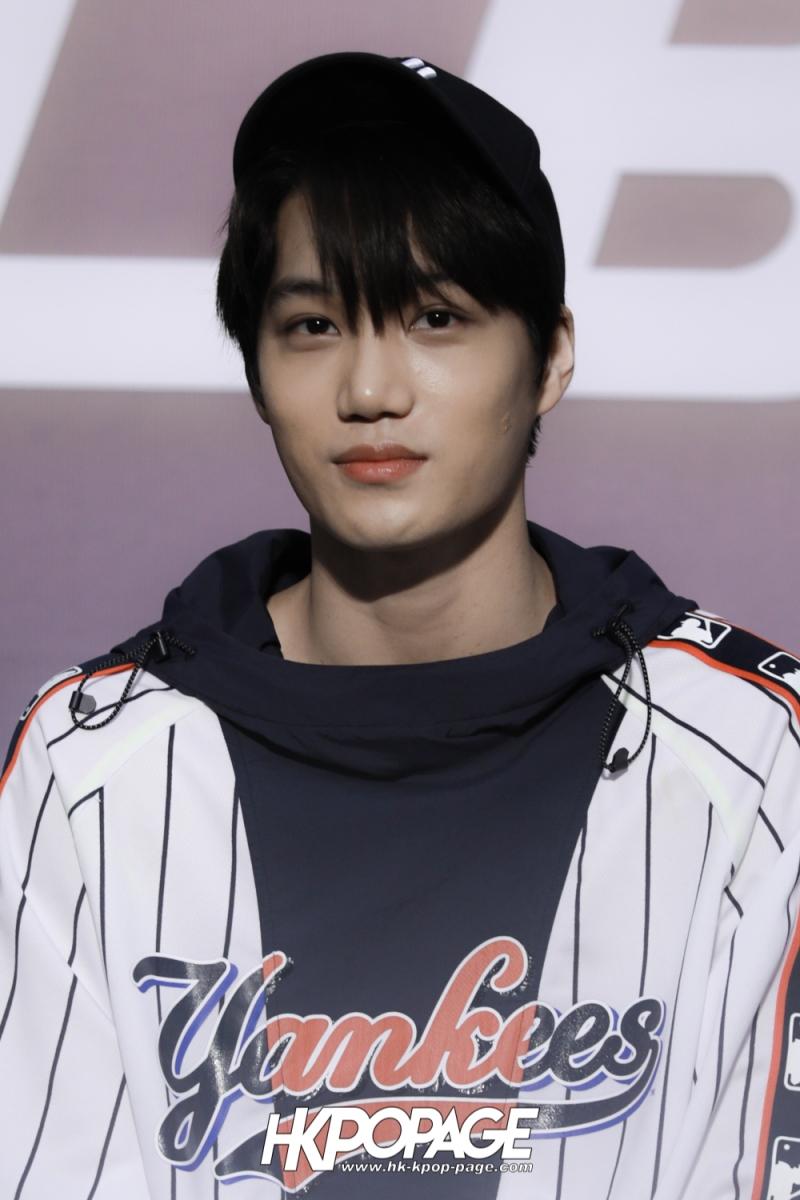 [HK.KPOP.PAGE] 180323_EXO_Chanyeol Kai Sehun_MLB Event_43