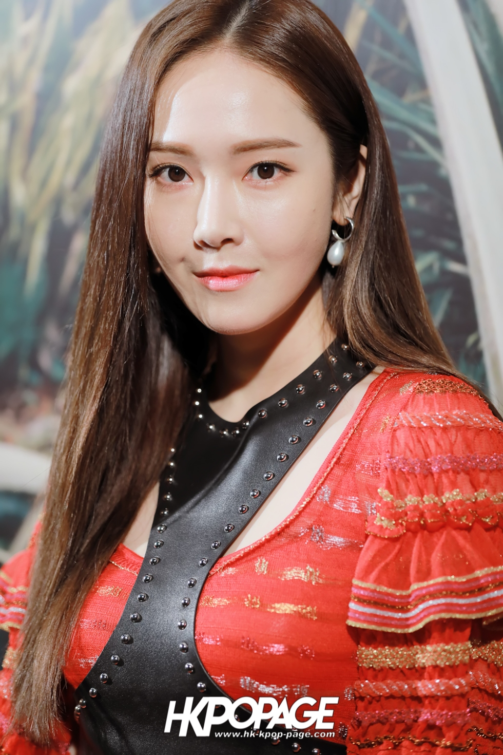 [HK.KPOP.PAGE] 180412_Jessica_Alexander Mcqueen Cocktail Party Hongkong_02