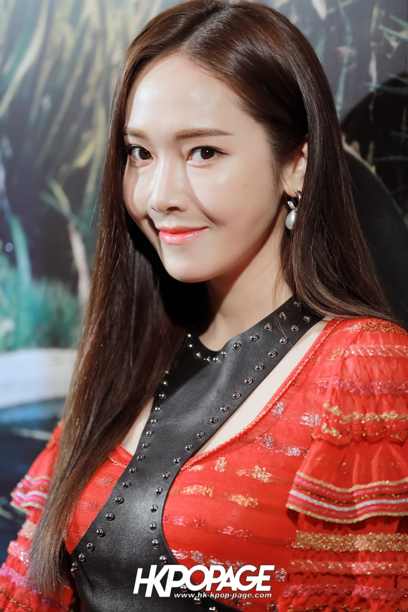 [HK.KPOP.PAGE] 180412_Jessica_Alexander Mcqueen Cocktail Party Hongkong_03