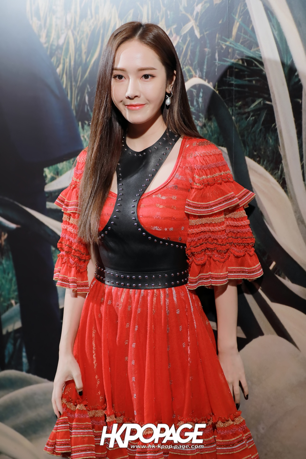 [HK.KPOP.PAGE] 180412_Jessica_Alexander Mcqueen Cocktail Party Hongkong_07