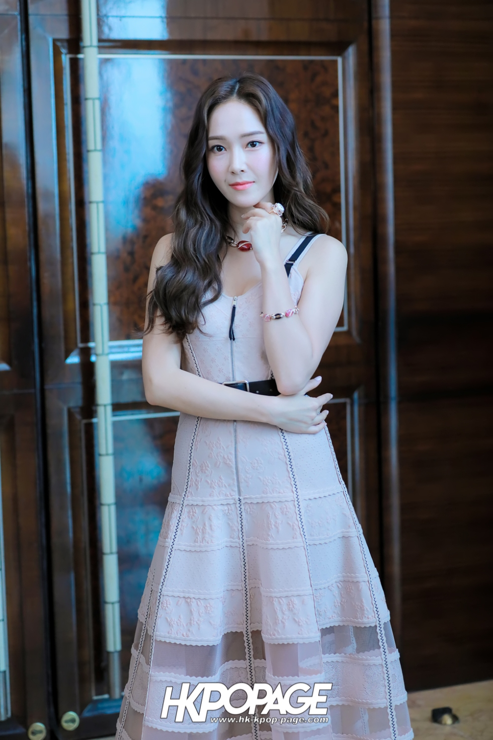 [HK.KPOP.PAGE] 180427_Jessica_Bulgari Hongkong Event_11