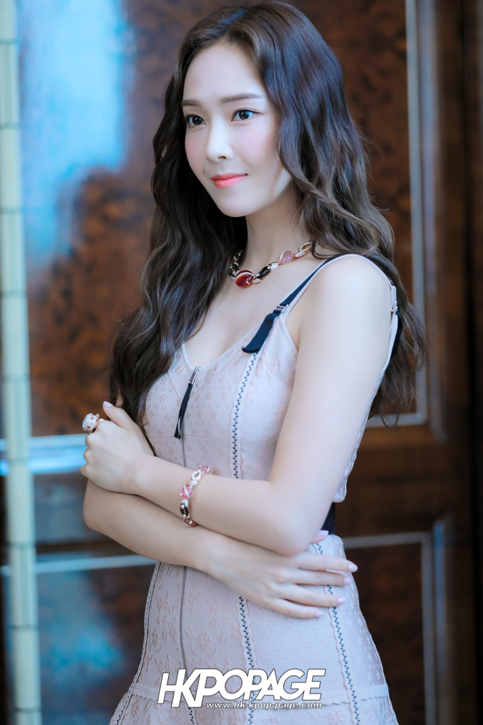 [HK.KPOP.PAGE] 180427_Jessica_Bulgari Hongkong Event_12