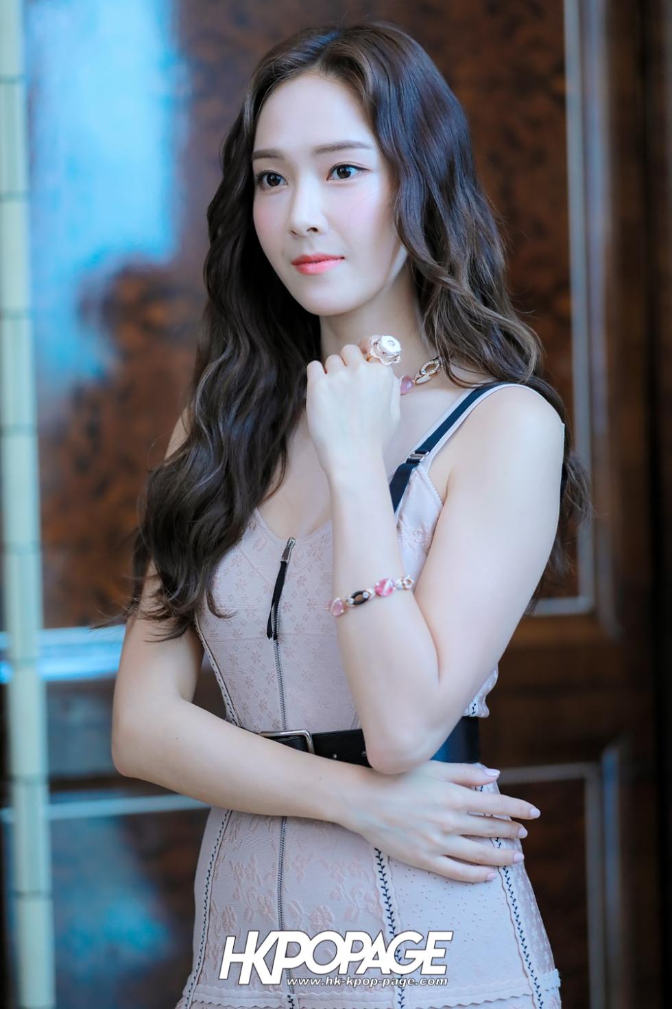 [HK.KPOP.PAGE] 180427_Jessica_Bulgari Hongkong Event_13