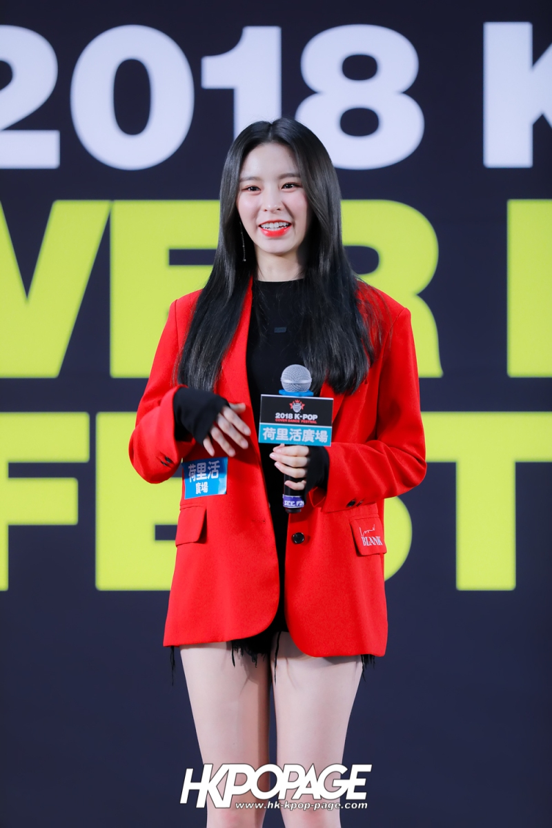 [HK.KPOP.PAGE] 180428_ELKIE_K-POP COVER DANCE FESTIVAL_08