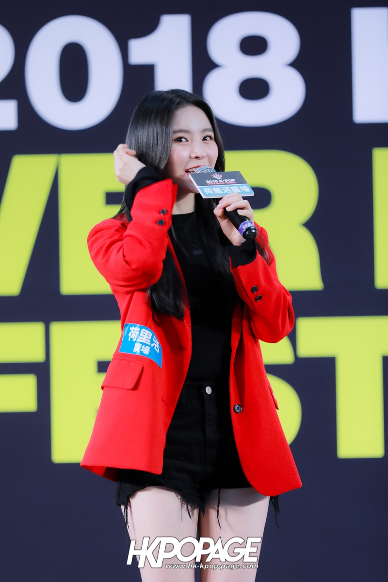 [HK.KPOP.PAGE] 180428_ELKIE_K-POP COVER DANCE FESTIVAL_10