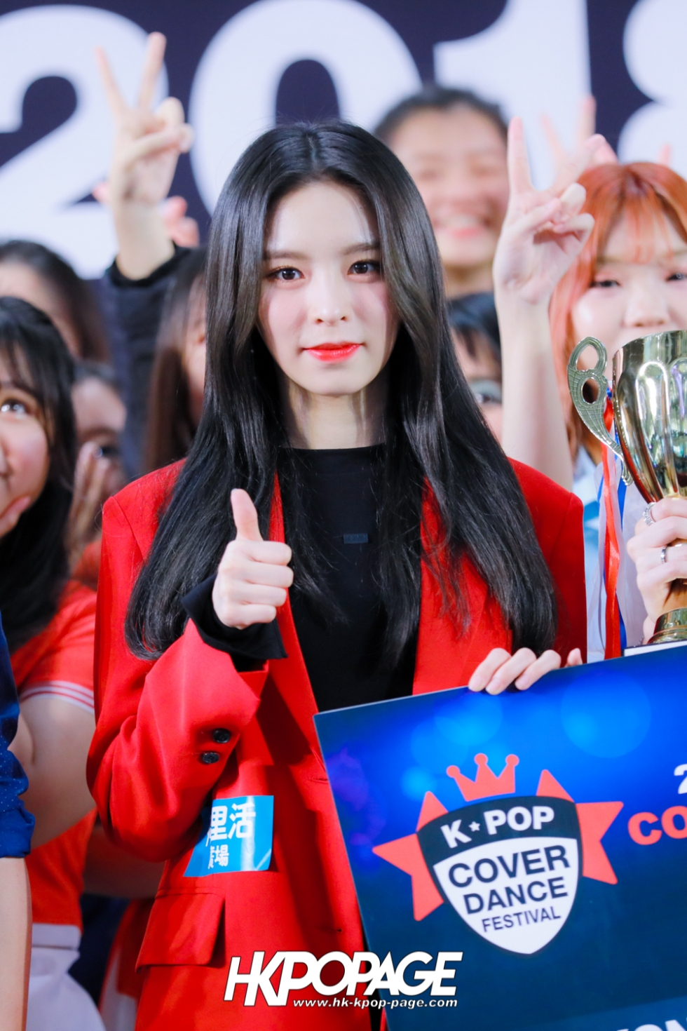 [HK.KPOP.PAGE] 180428_ELKIE_K-POP COVER DANCE FESTIVAL_21