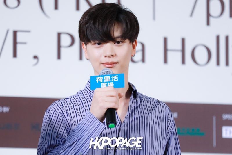 "[HK.KPOP.PAGE] 180518_Yook Sung Jae""Paradise""Fan Meeting in Hong Kong Press Conference_03"