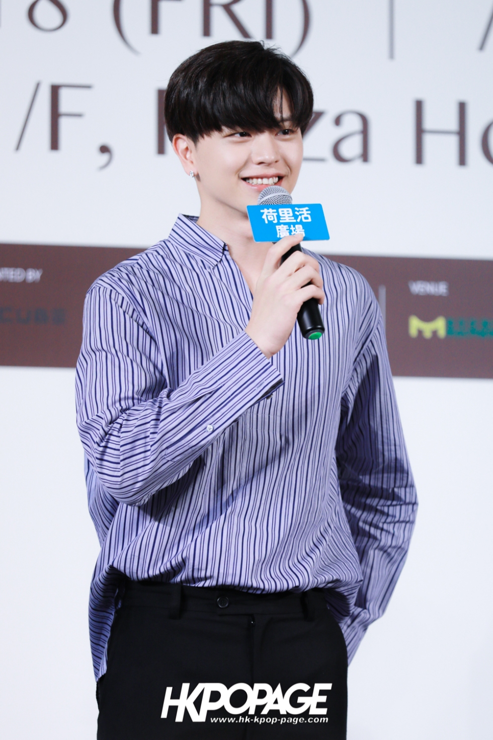 "[HK.KPOP.PAGE] 180518_Yook Sung Jae""Paradise""Fan Meeting in Hong Kong Press Conference_11"
