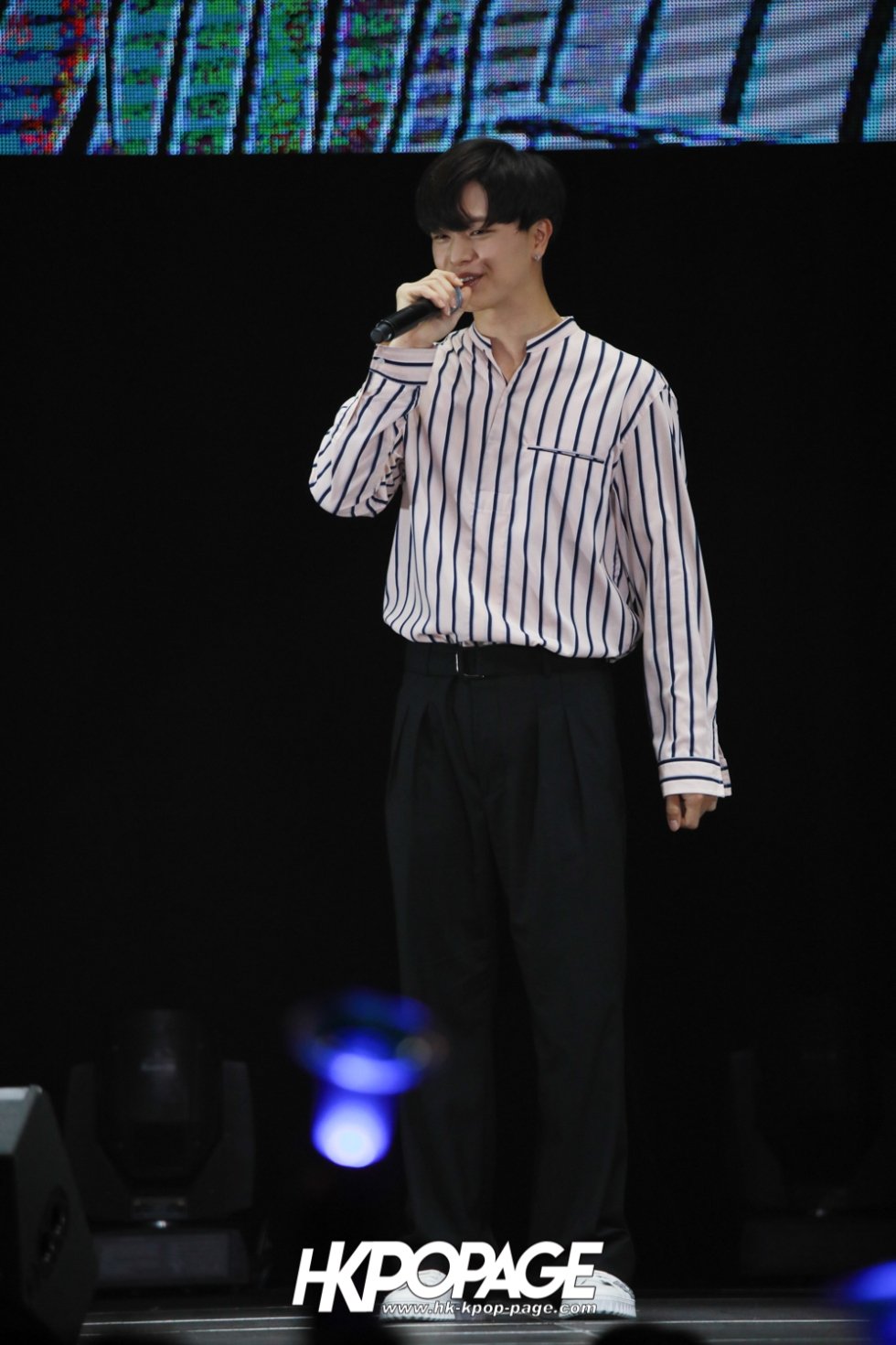 "[HK.KPOP.PAGE] 180519_Yook Sung Jae""Paradise""Fan Meeting in Hong Kong_02"