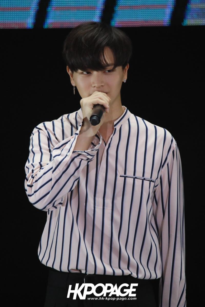 "[HK.KPOP.PAGE] 180519_Yook Sung Jae""Paradise""Fan Meeting in Hong Kong_03"