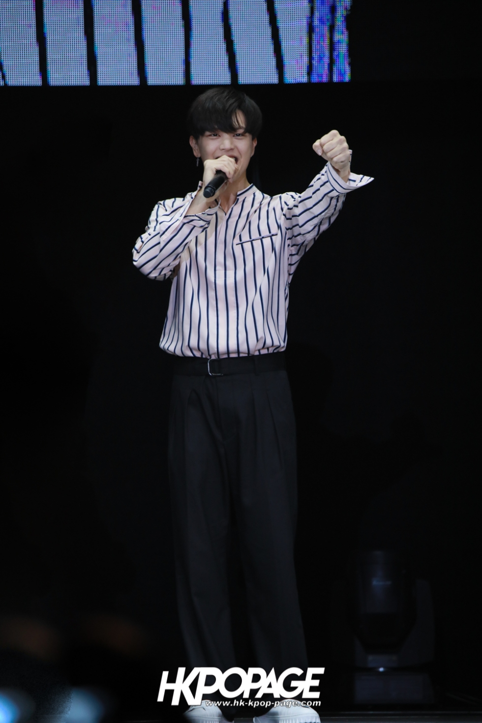"[HK.KPOP.PAGE] 180519_Yook Sung Jae""Paradise""Fan Meeting in Hong Kong_04"